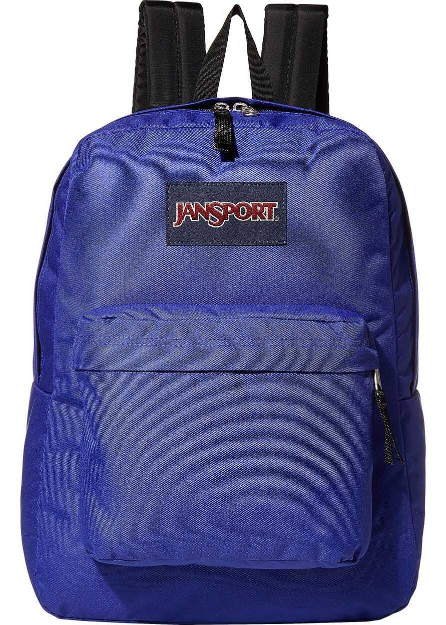 JanSport Superbreak Violet Purple
