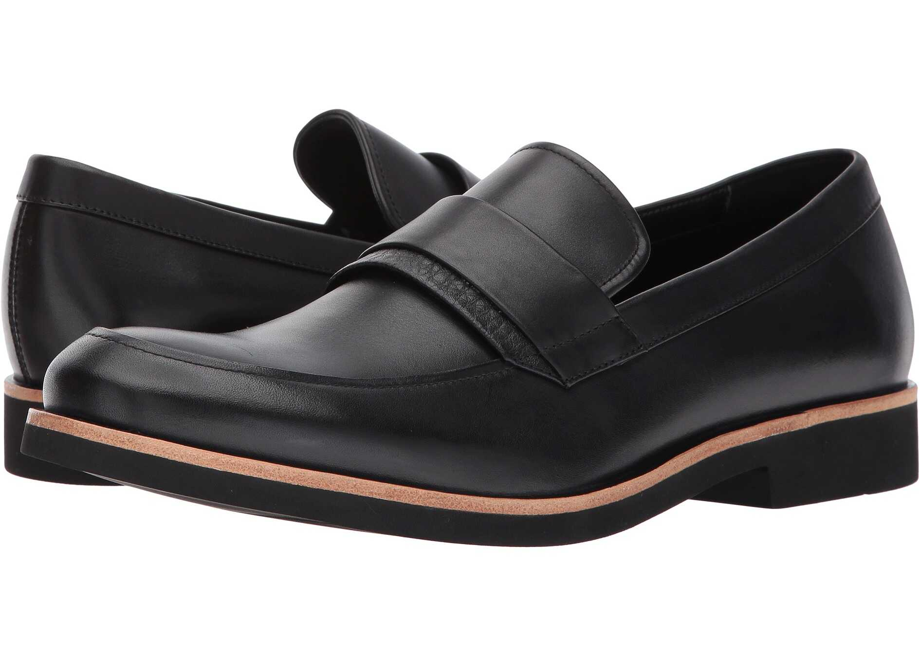 Calvin Klein Forbes Black Dress Calf