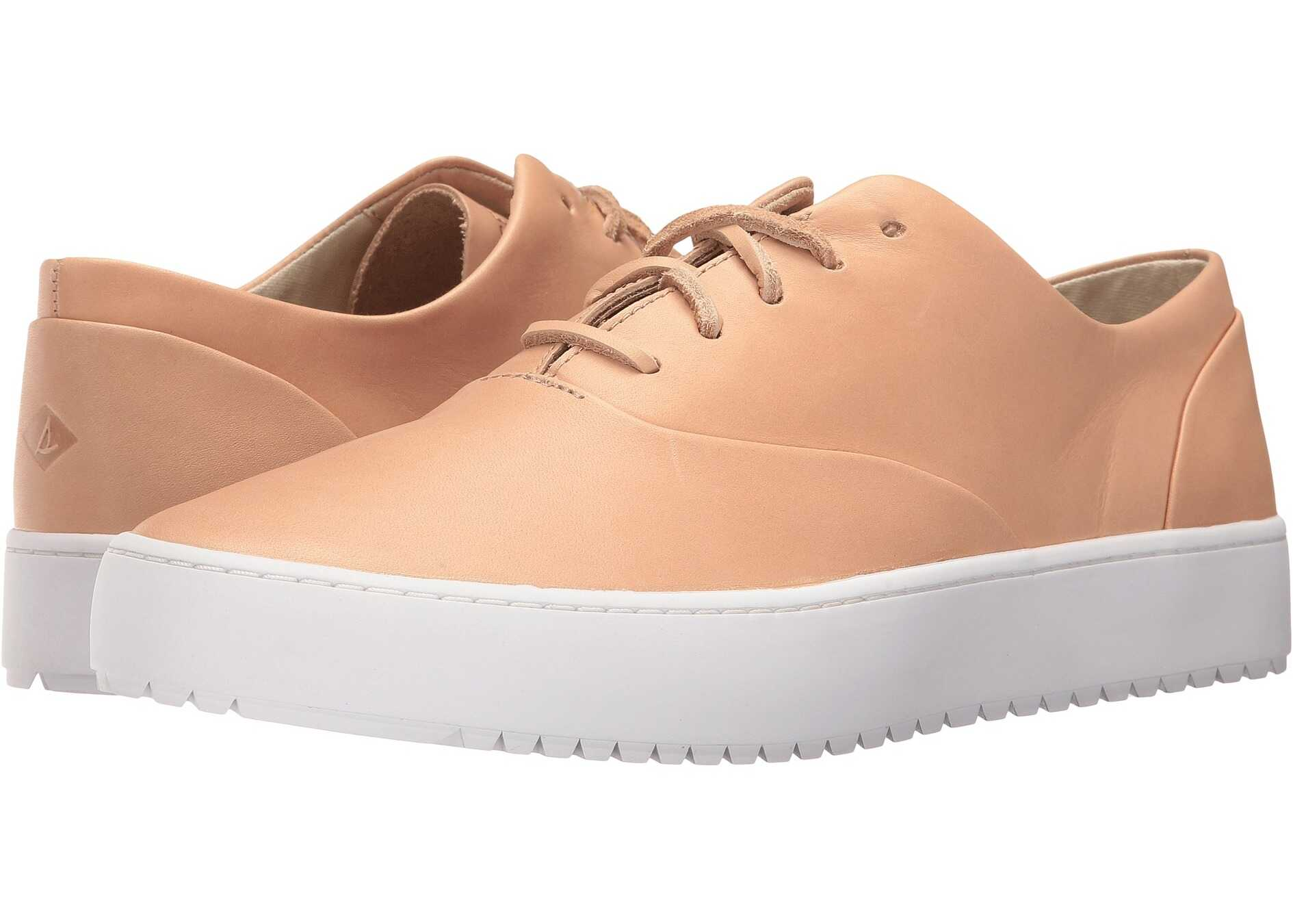 Sperry Top-Sider Endeavor CVO Leather Natural/Veg Tanned