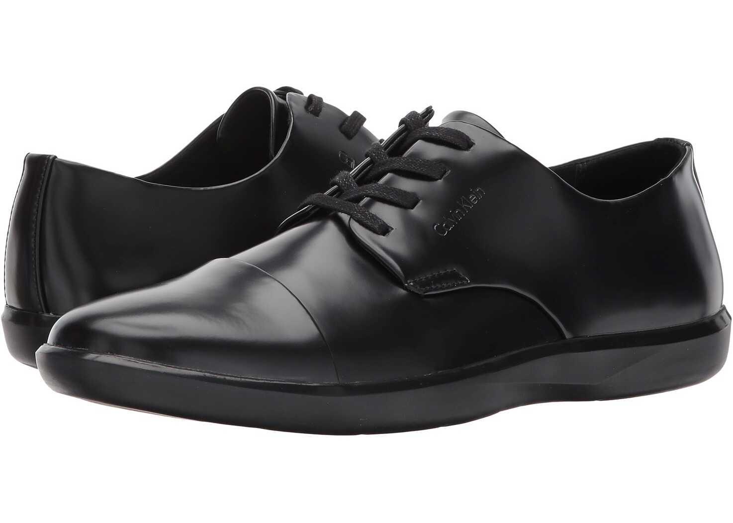 Calvin Klein Magnar Black Box Leather