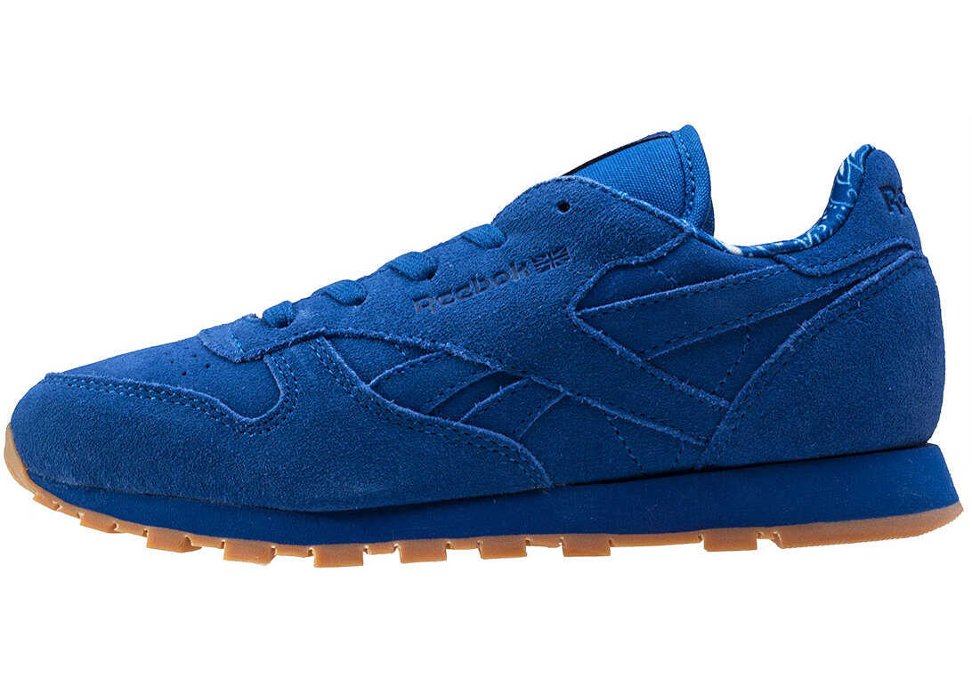 Reebok Classic Bandana Pack Kids Trainers In Royal Blue Blue
