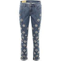 Blugi Bejeweled Jeans Femei