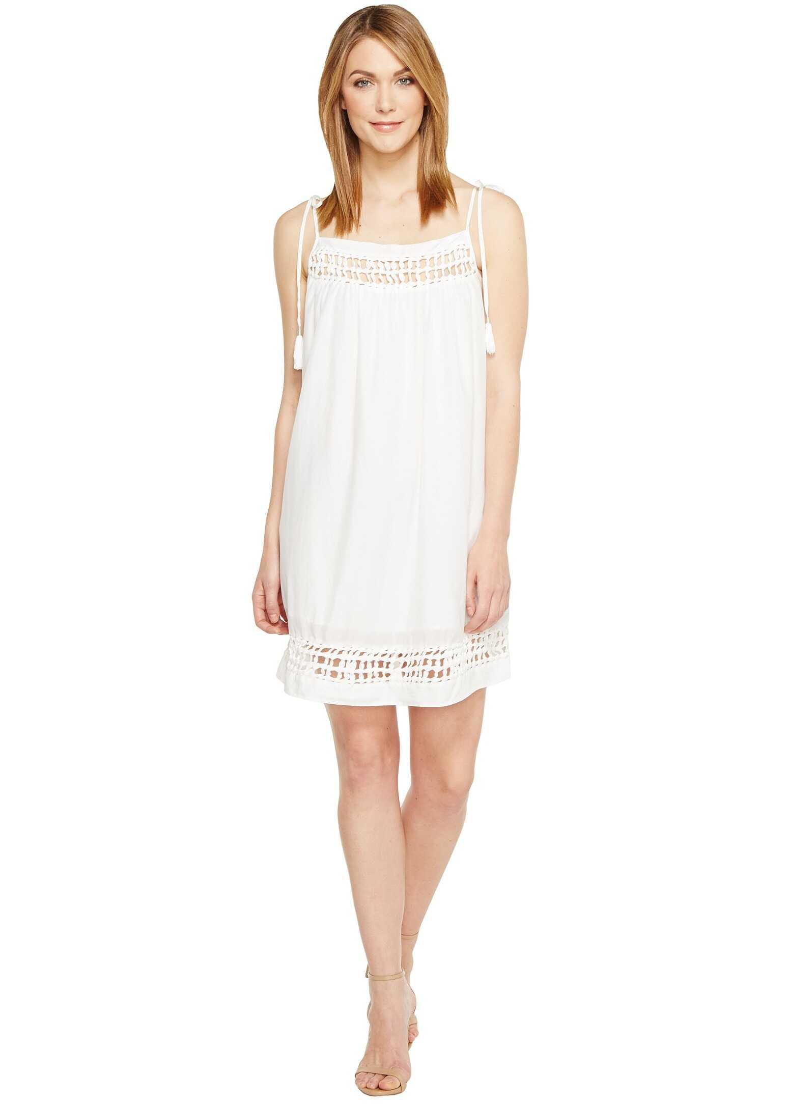 Joes Jeans Layla Dress White Lawn