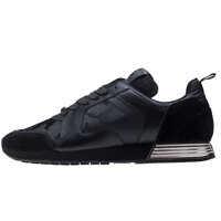 Tenisi & Adidasi Lusso Duoshade Camo Trainers In Black* Barbati