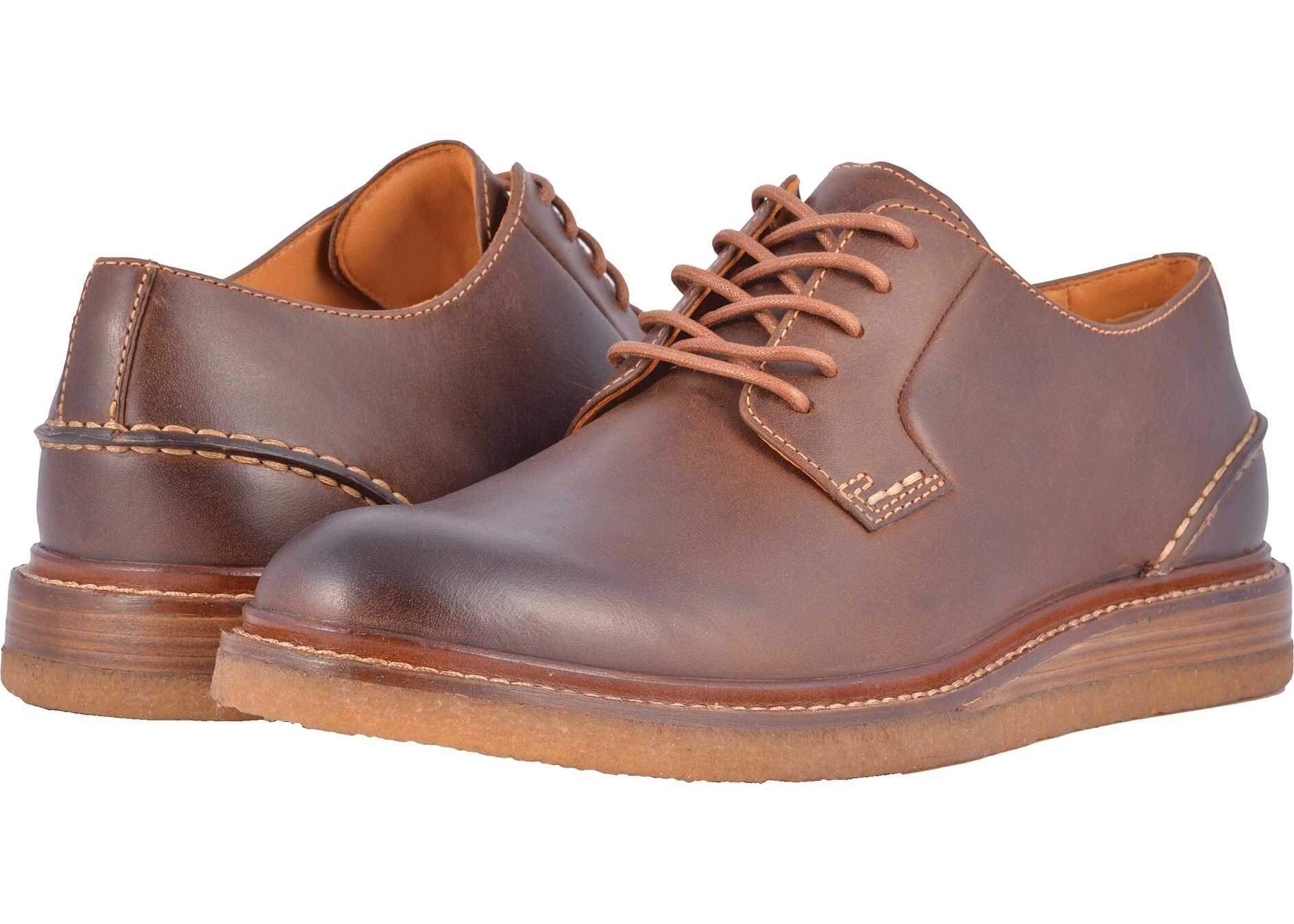 Sperry Top-Sider Gold Crepe Oxford Brown