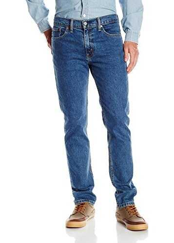 Levis® Mens 511 Slim Fit Jean* Stonewash - Stretch