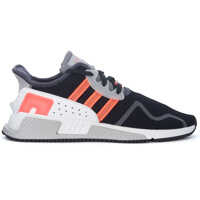 Tenisi & Adidasi Adidas Eqt Cushion Black Knit Upper Sneakers Barbati