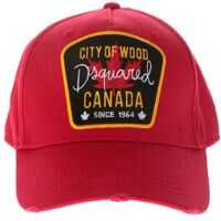 Palarii Canada City Of Wood Patch Red Cap Barbati