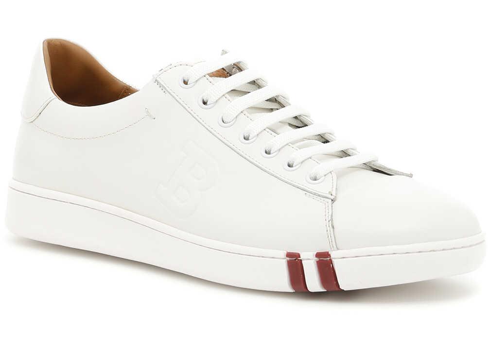 Bally Asher Sneakers* WHITE