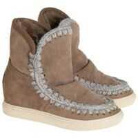 Ghete & Cizme Inner Wedge Sneaker Ankle Boots* Femei