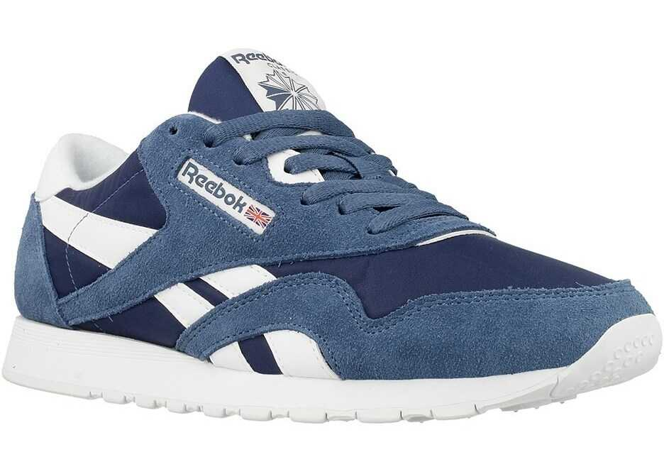 Reebok CL Nylon Blue,Navy blue
