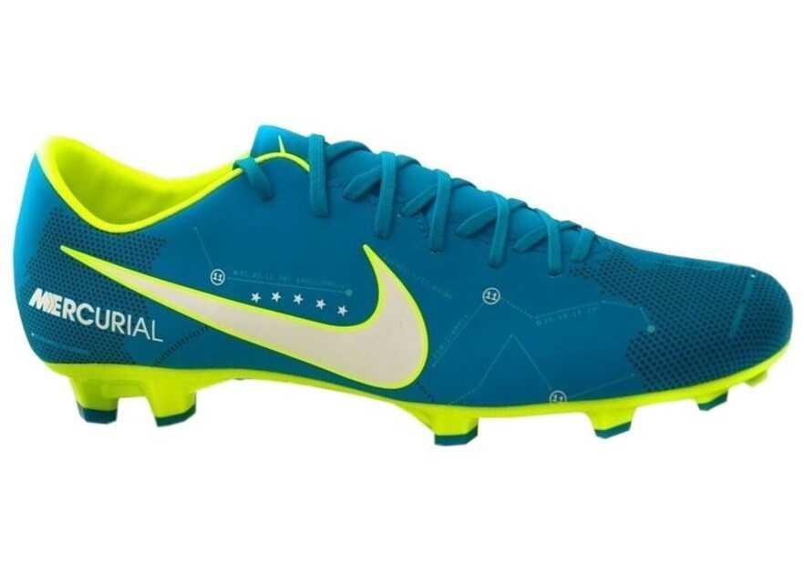 dd1ee941f04f Ghete Nike Mercurial Victory VI Neymar FG 921509400 ALBASTRE ...