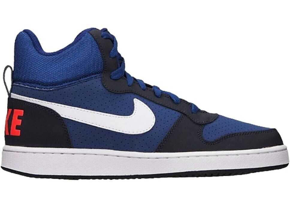 Nike Court Borough Mid 838938400 ALB/ALBASTRE/ALBASTRU MARIM