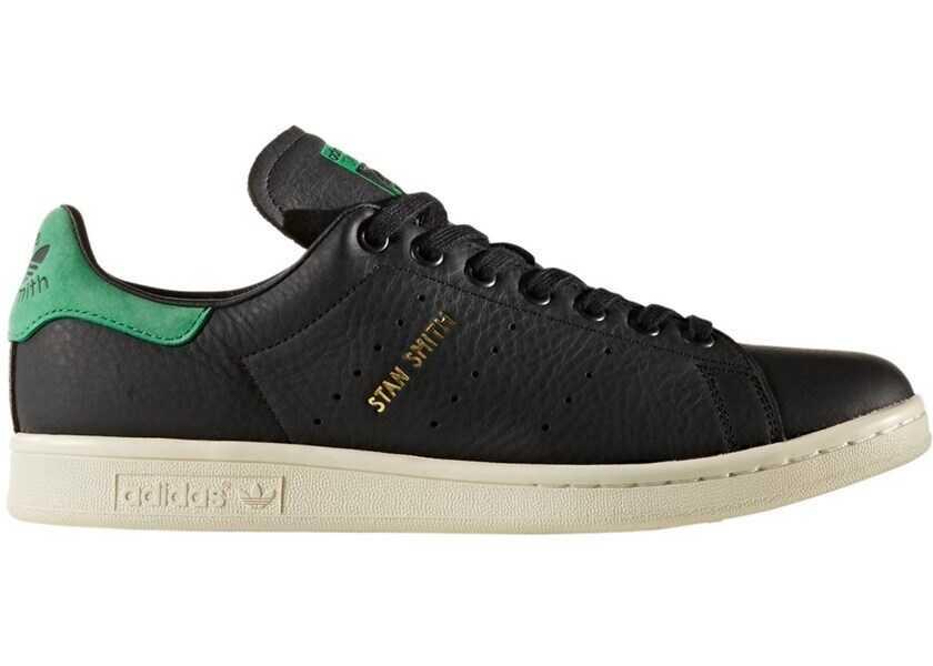 adidas Stan Smith Core Black BZ0458 NEGRE