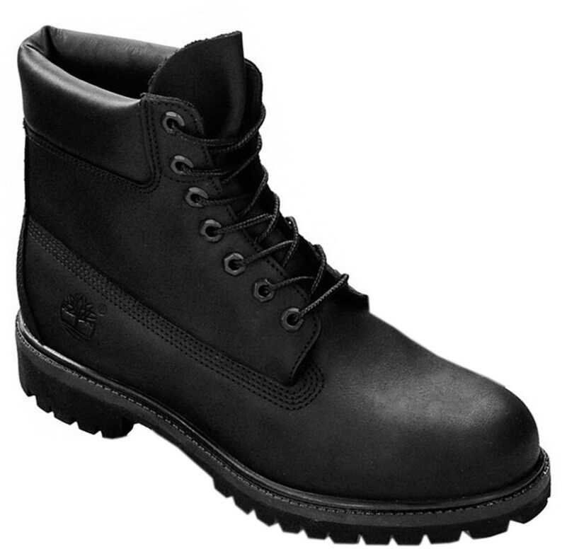Timberland 6 Inch Premium Boot A1MA6 NEGRE