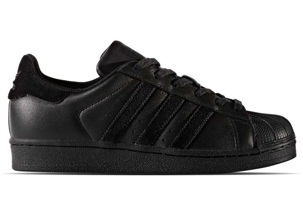 adidas Superstar Core Black Black