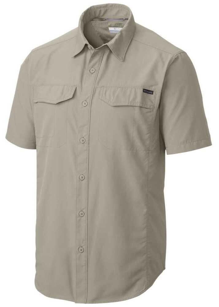 Columbia Silver Ridge SS Shirt AM7474160 BEJ