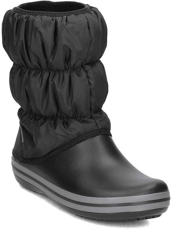 Crocs Winter Puff Boot Black