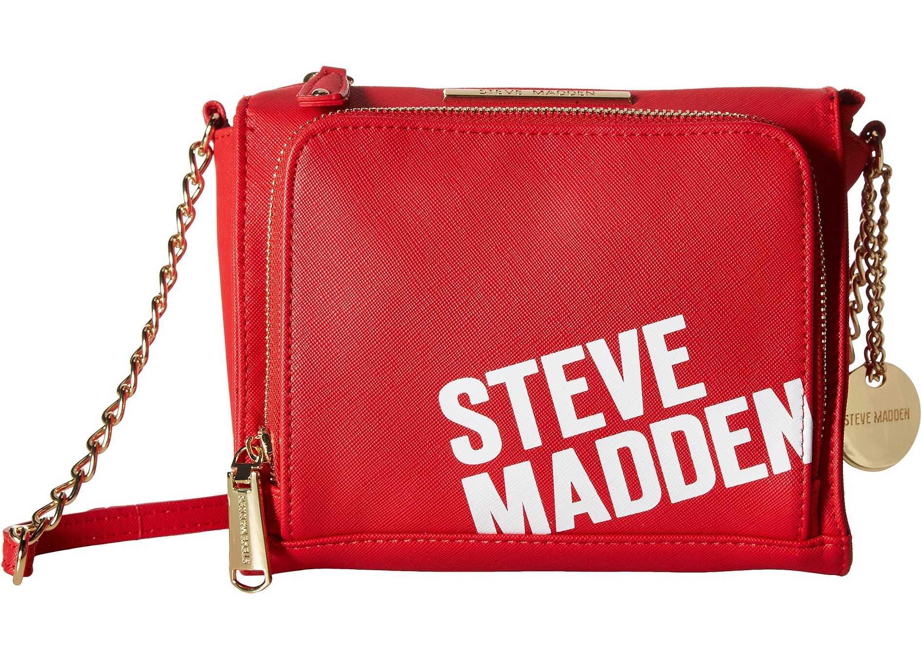 Steve Madden Bgrande Red