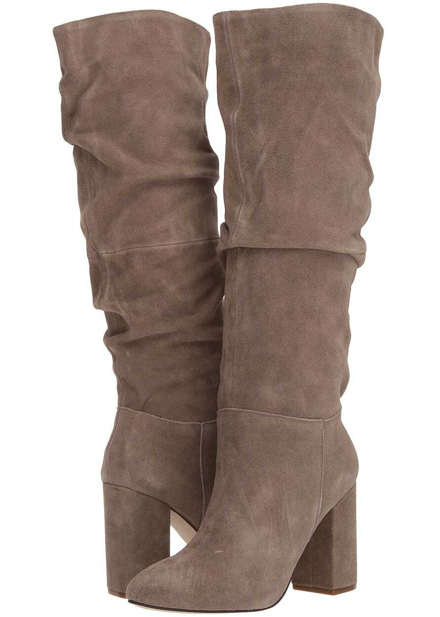 Steve Madden Faola Taupe Suede