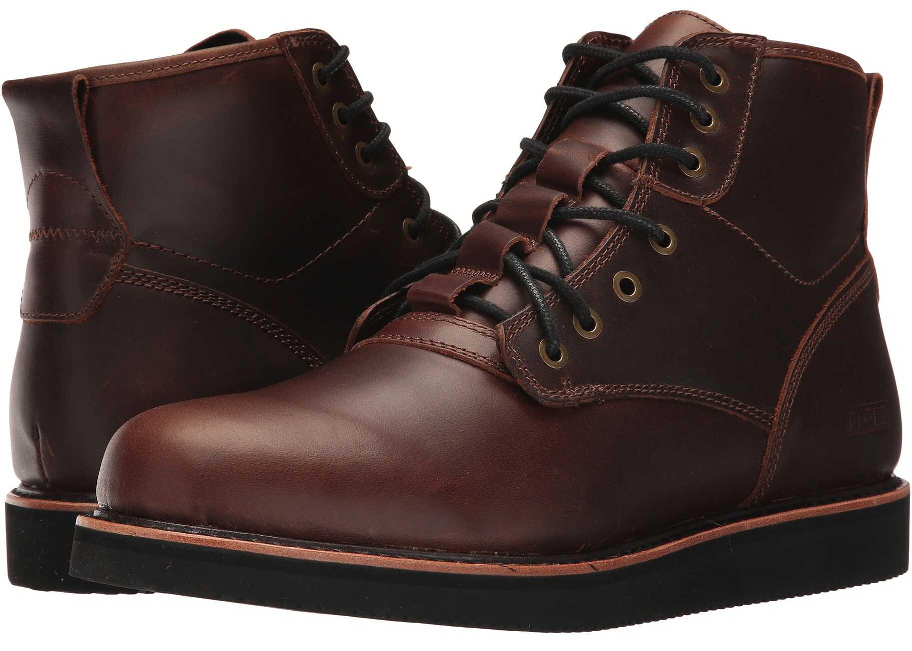 Globe Komachi Boot Dark Brown/Black
