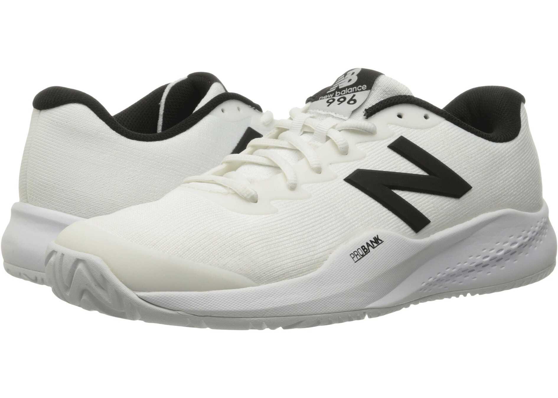 New Balance MC996v3 White/Black