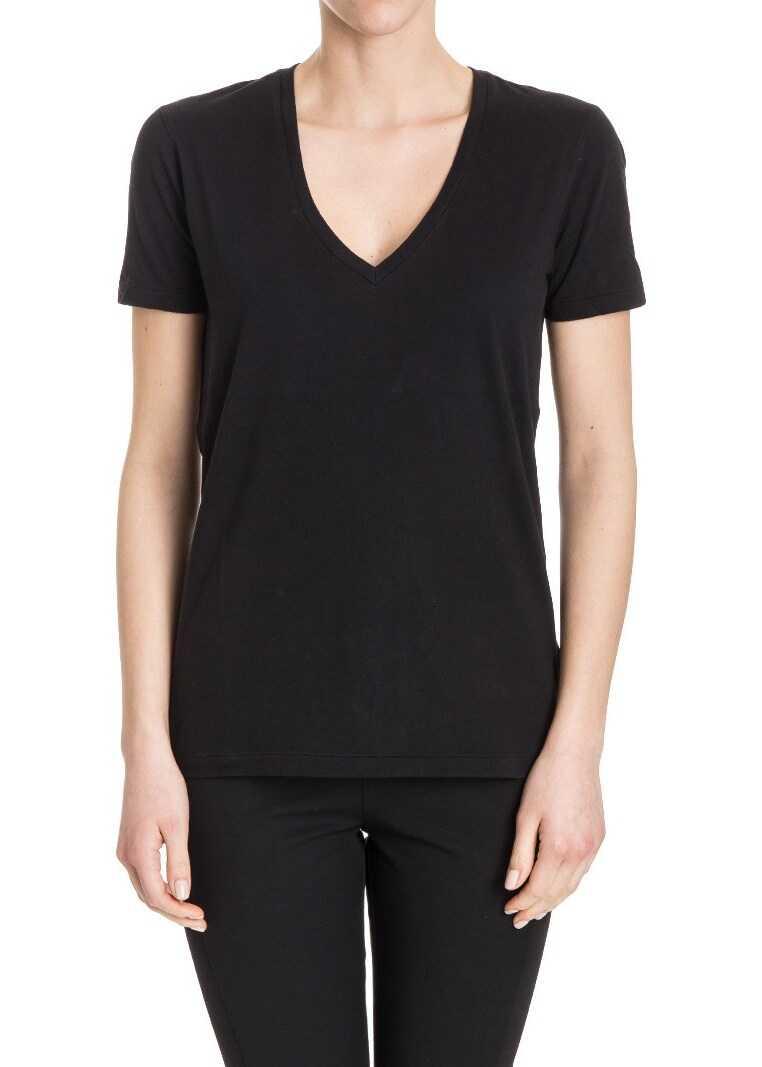 Ralph Lauren V-Neck T-Shirt* Black