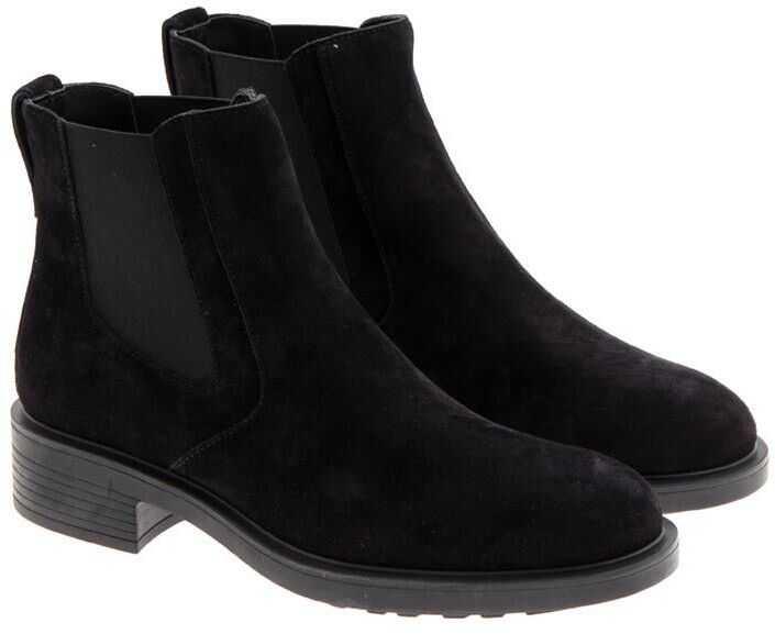 Hogan Chelsea Ankle Boots* Black
