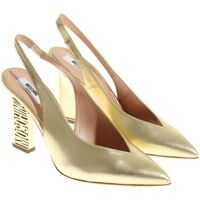 Incaltaminte Moschino Leather Slingback Pumps