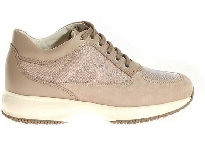 Hogan Interactive Sneakers Beige