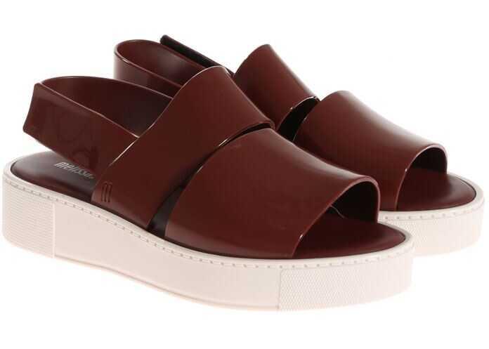 MELISSA Soho Sandals Red