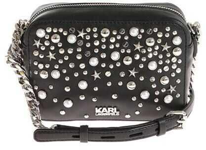 Karl Lagerfeld Rocky Studs Bag Black