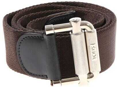 TODS Thomas Belt Brown