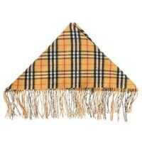 Esarfe Scarf With Vintage Check Print Femei