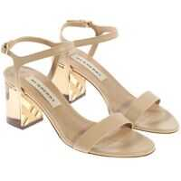 Incaltaminte Burberry Leather Sandals