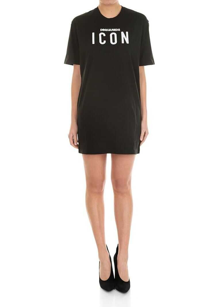 DSQUARED2 Icon Dress Black