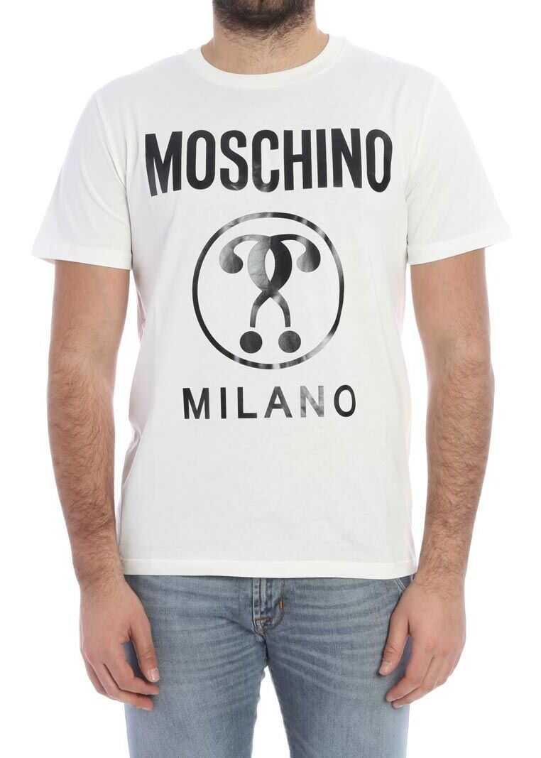 Moschino Moschino T-Shirt White