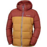 Geci de iarna Pike Lake Hooded Jacket-Rusty, Canyon Gold Barbati