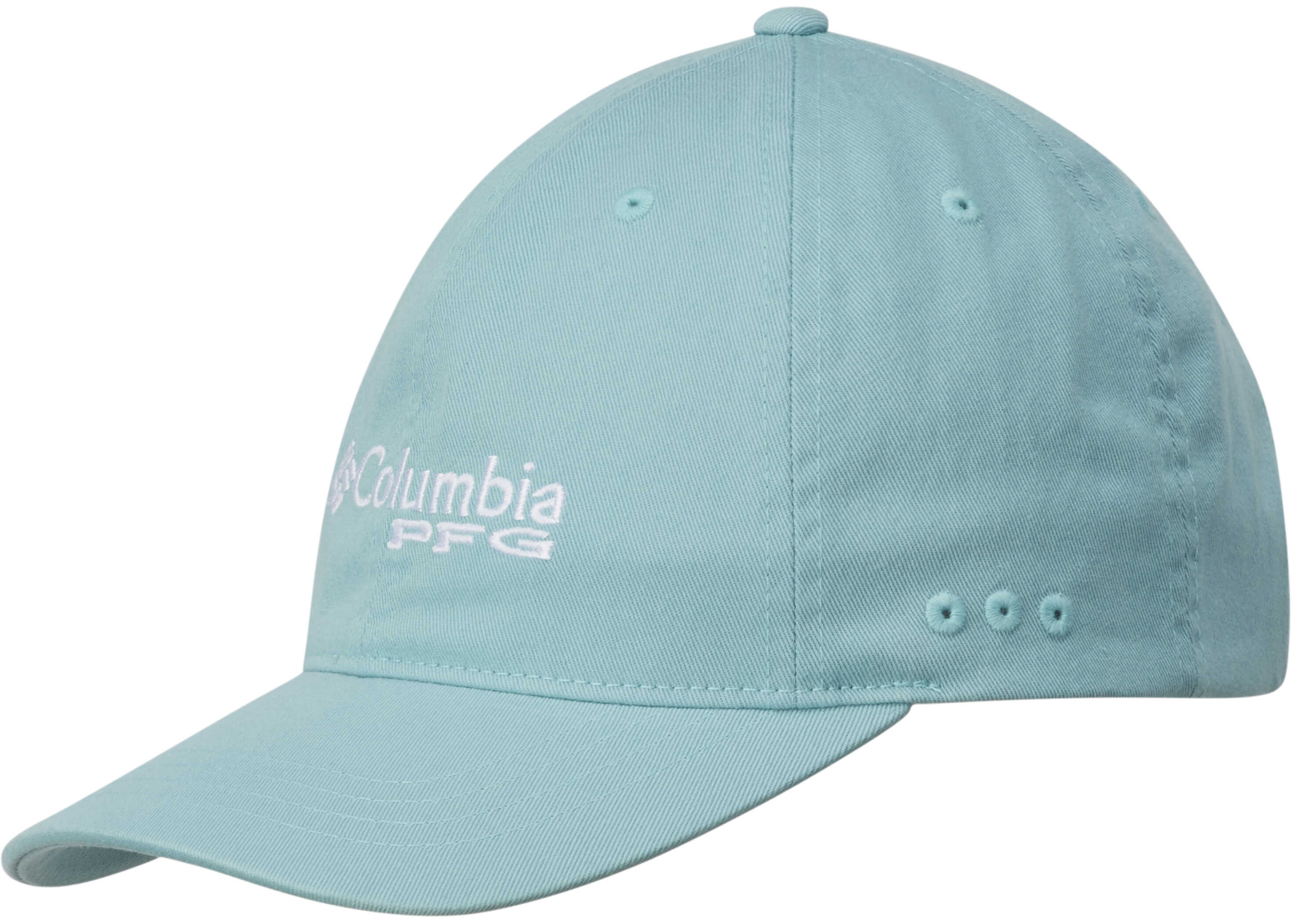 Columbia PFG Bonehead ™ Ballcap-Jude Lime Moxie, White