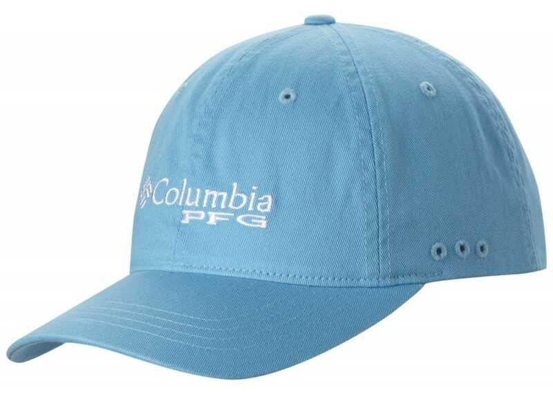 Columbia PFG Bonehead ™ Ballcap-Jude Lime Blue