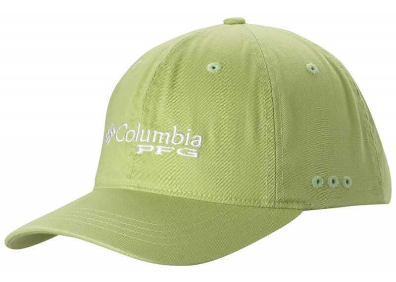 Columbia PFG Bonehead ™ Ballcap-Jude Lime Jude Lime