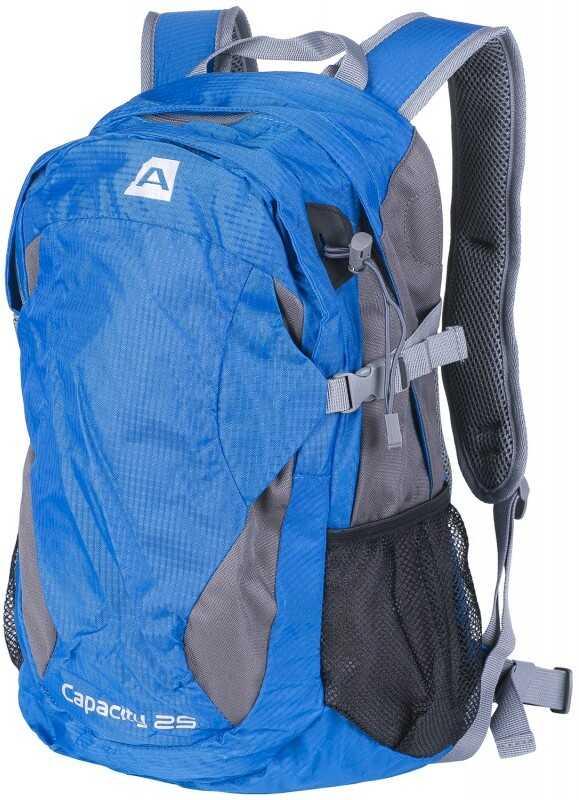 Alpine Pro Backpack PAMUYA 25 L-Rose Pink Blue