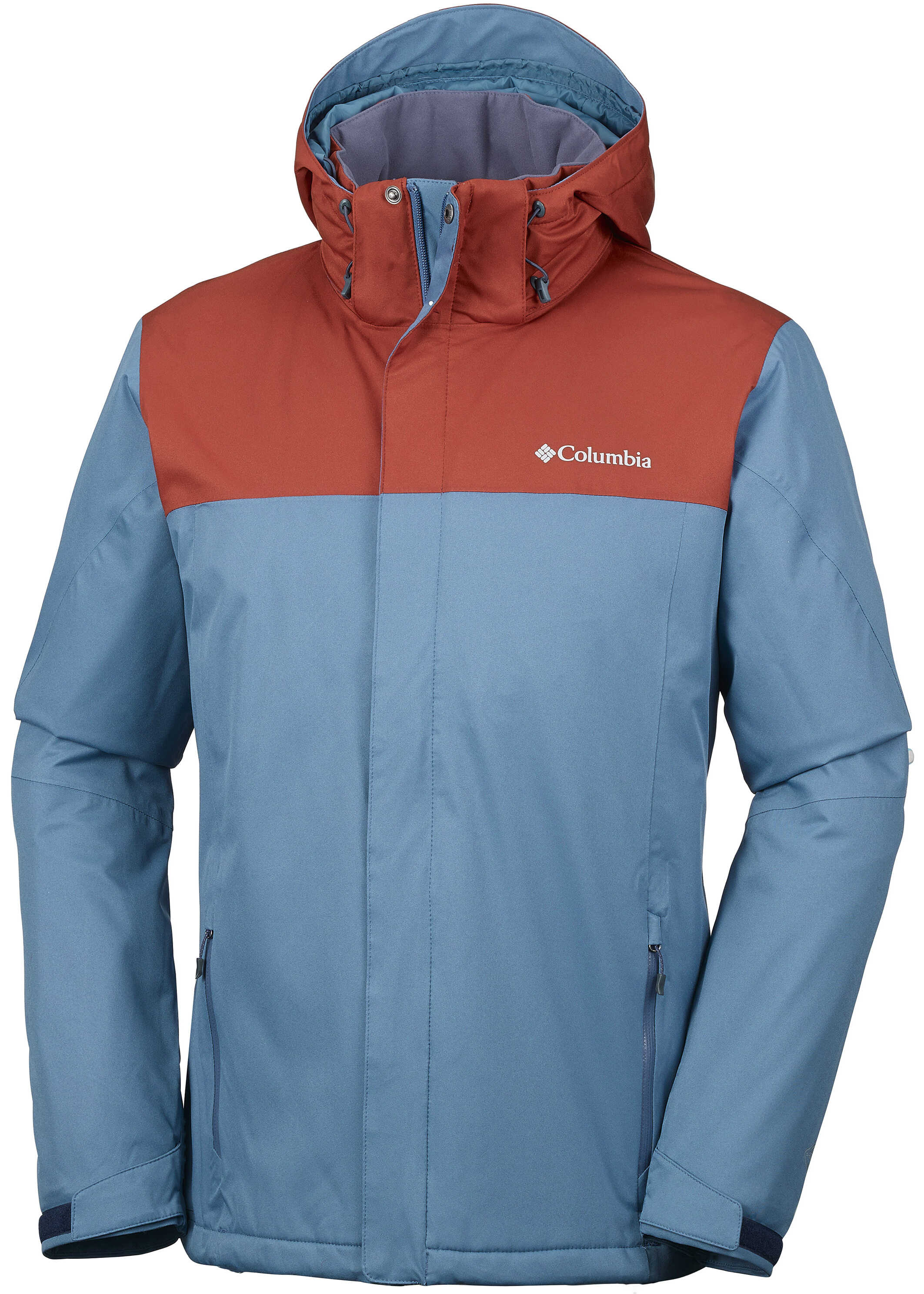 Columbia Everett Mountain ™ Jacket-Super Blue Super Blue