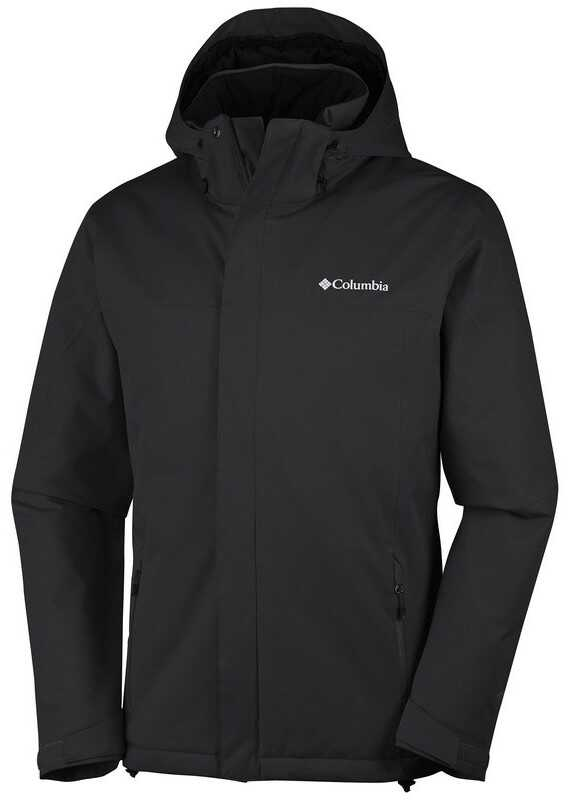 Columbia Everett Mountain ™ Jacket-Super Blue Black