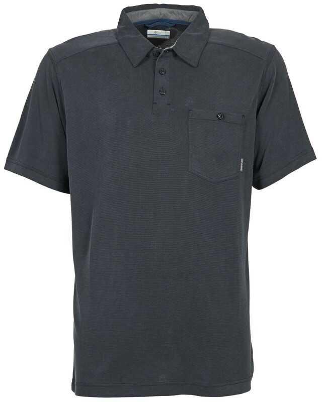 Columbia Sun Ridge ™ II Novelty II Polo-Grey Ash Black