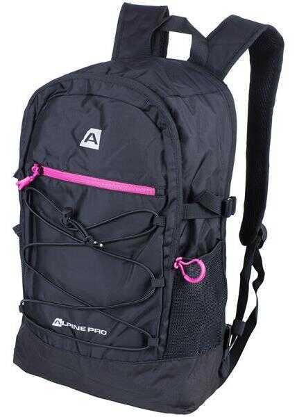 Alpine Pro Backpack DALLIS 20 L-Black Fuchsia