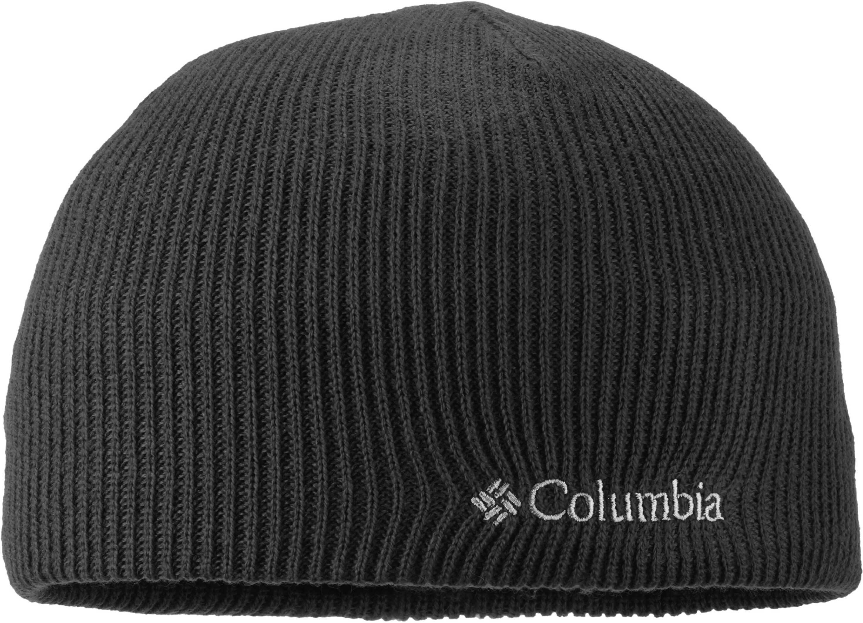 Columbia Whirlibird Watch Cap Beanie-Black,Black Black,Black