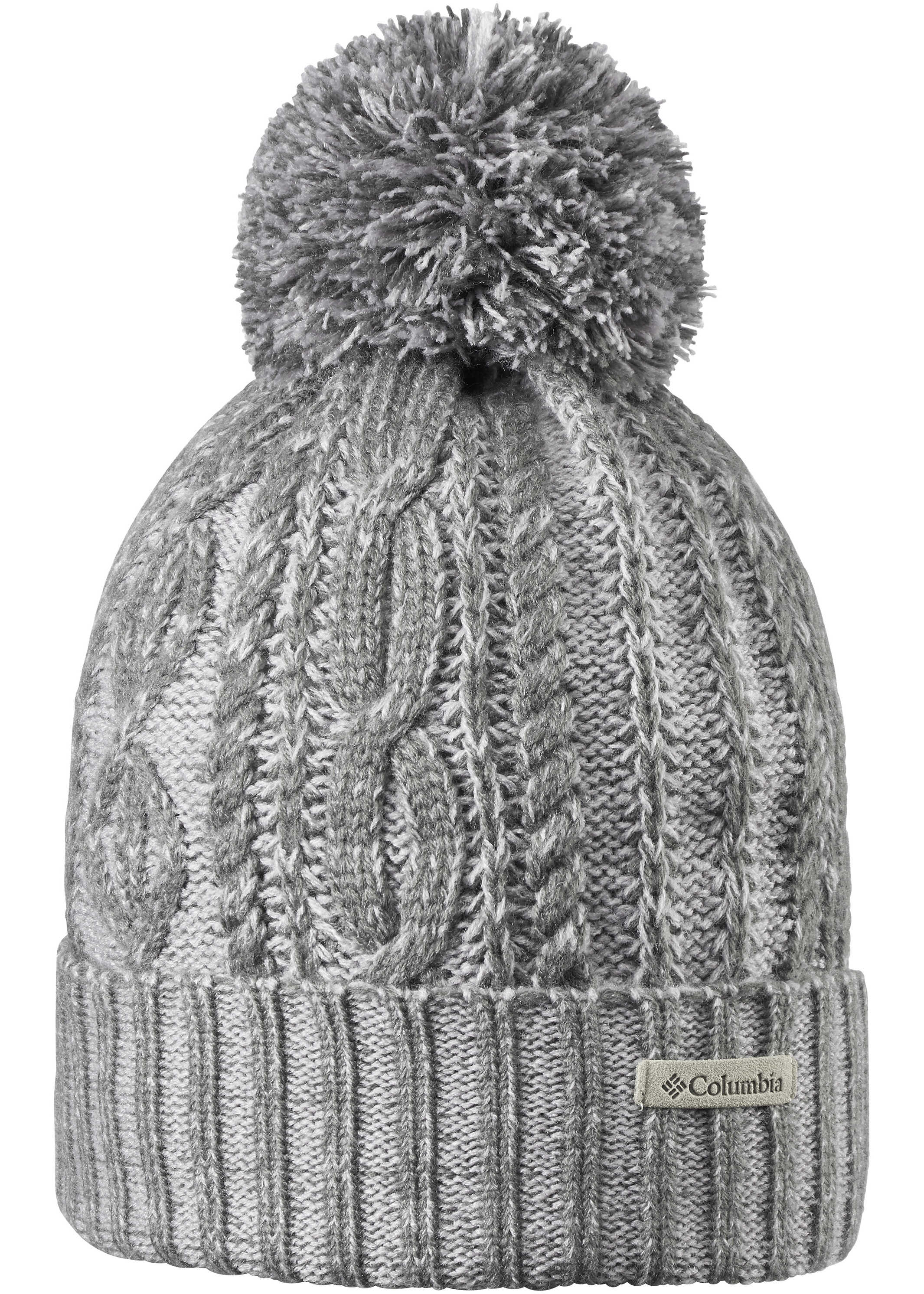 Columbia Blizzard Pass Beanie-Charcoal Charcoal