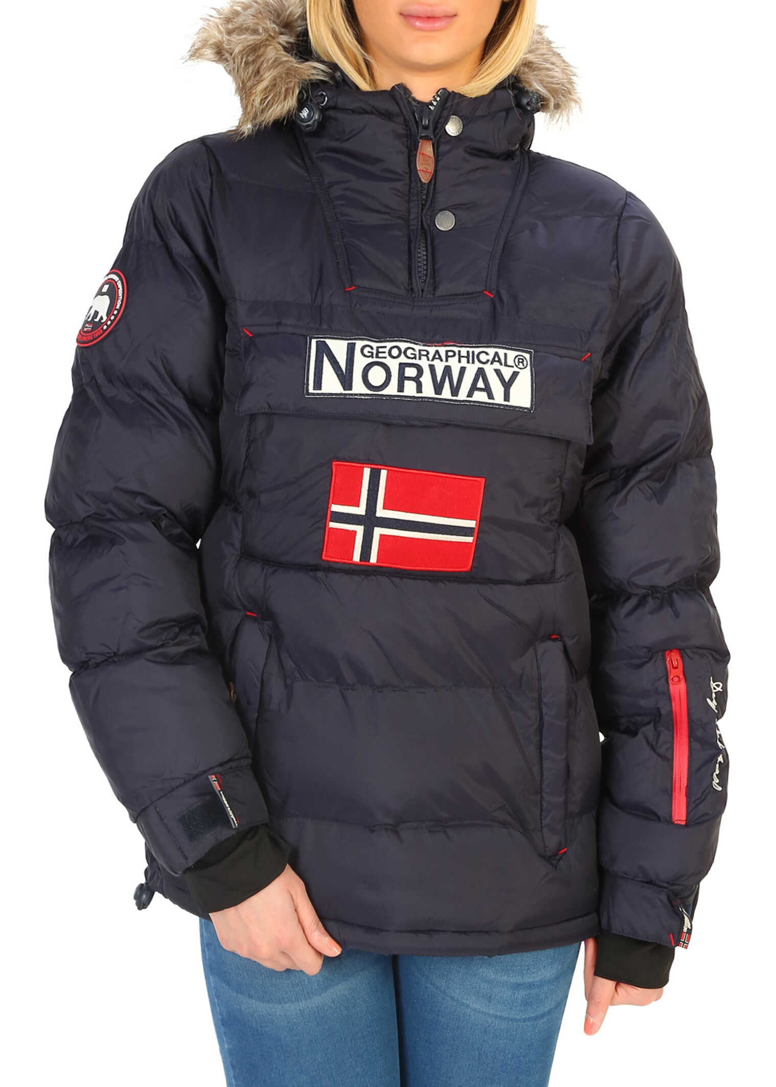 Geographical Norway Anson_Woman Blue