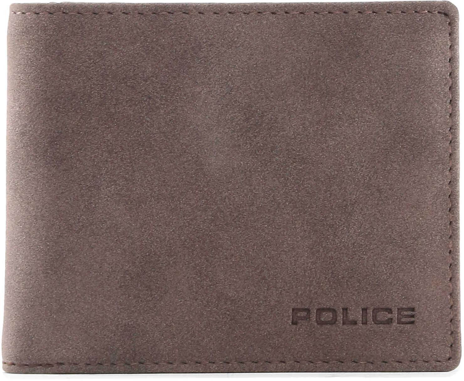 Police Pt188363 Brown